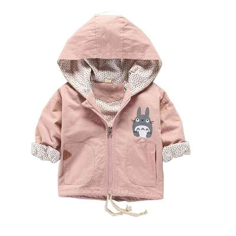 European And American Style Toddler Hooded Jackets