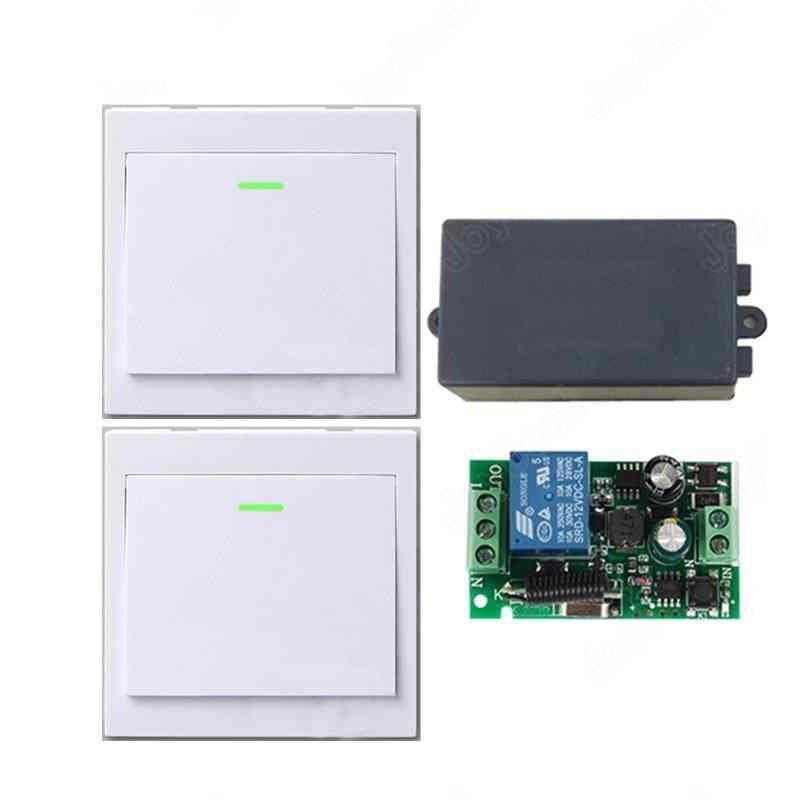 433mhz Wireless Rf Remote Control Switch, Ac 110v/220v Lamp Light Led Bulb Wireless Switches