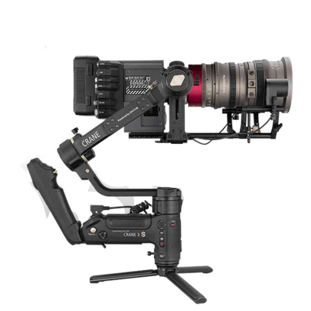 3-axis, Handheld Gimbal Wireless 1080p Fhd Image -transmission Camera Stabilizer