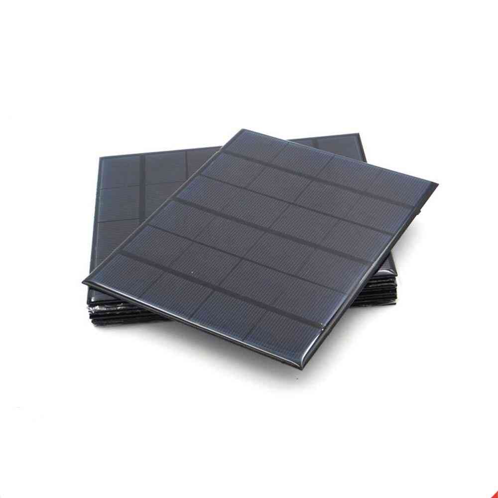 Dc Solar Panel Sunpower-battery Cell Phone Charger