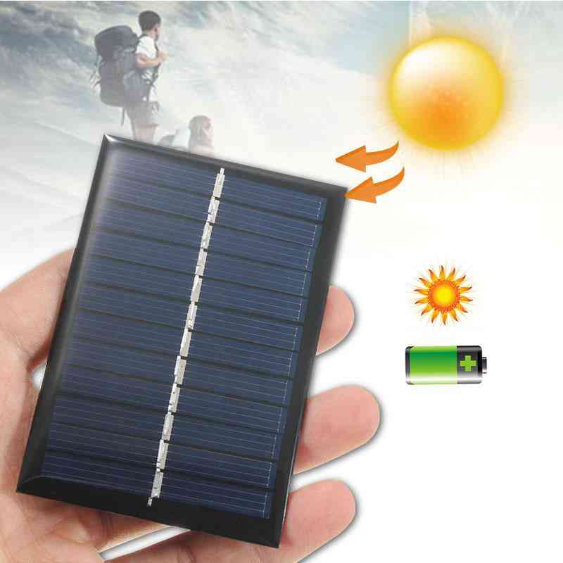 Solar Panel For Battery Cell Phone Chargers