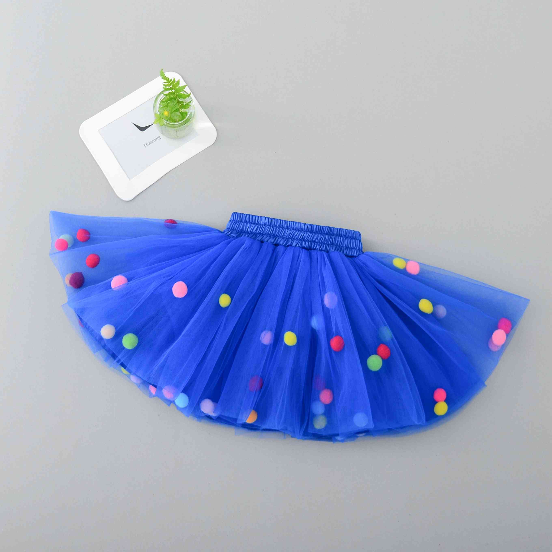Infant Tutu Skirt, Baby Girl Pettiskirt Ball Gown