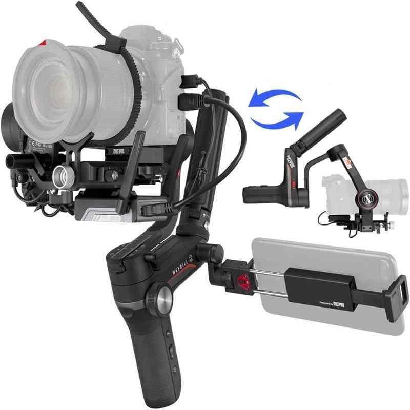 Gimbal Stabilizer For Dslr & Mirrorless Camera