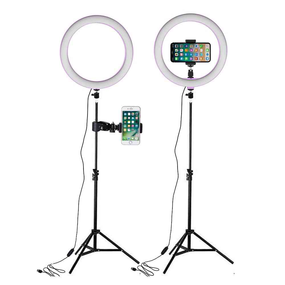 Led Ring Lights, With  26cm Annular Lamp