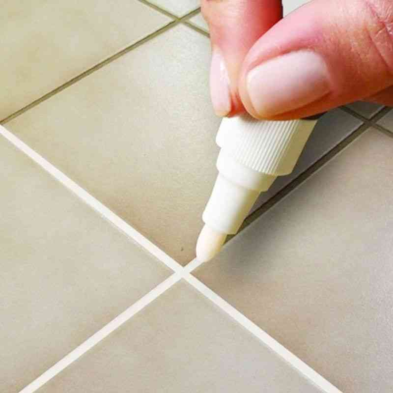 Tile Gap Repair Color Pen,cleaner Filling Agents