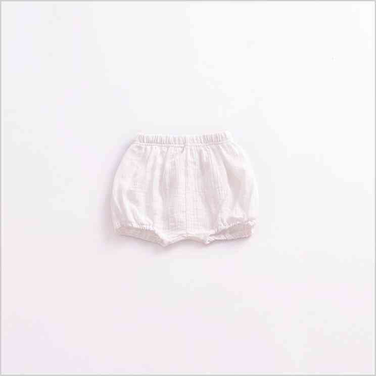 0-3y Toddler Girl Bread Pants- Infant Big Pp Shorts