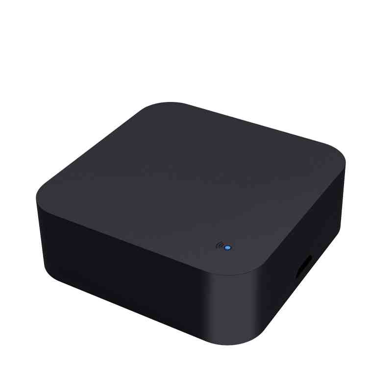 Mini Wifi Smart Ir Remote Controller Compatible With Alexa, Google Assistant And Many More