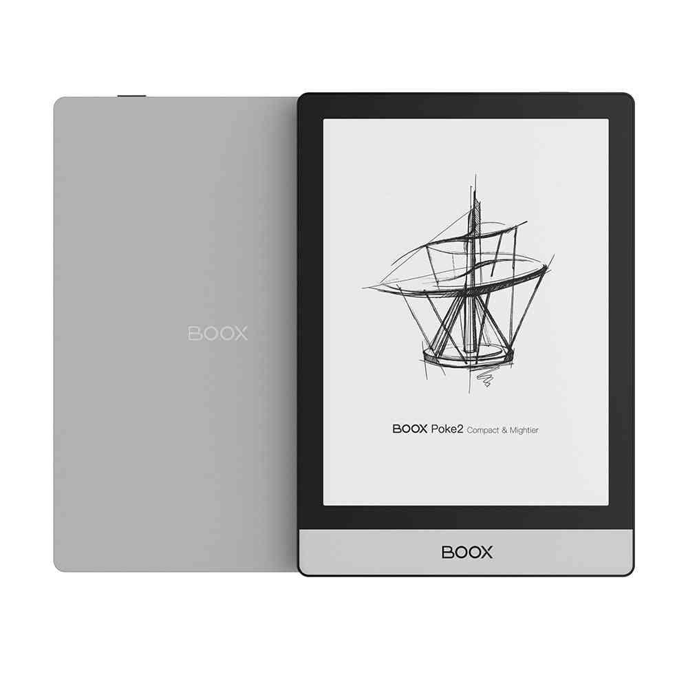 Boox Poke2, Case Epaper Digital Paper Tablet