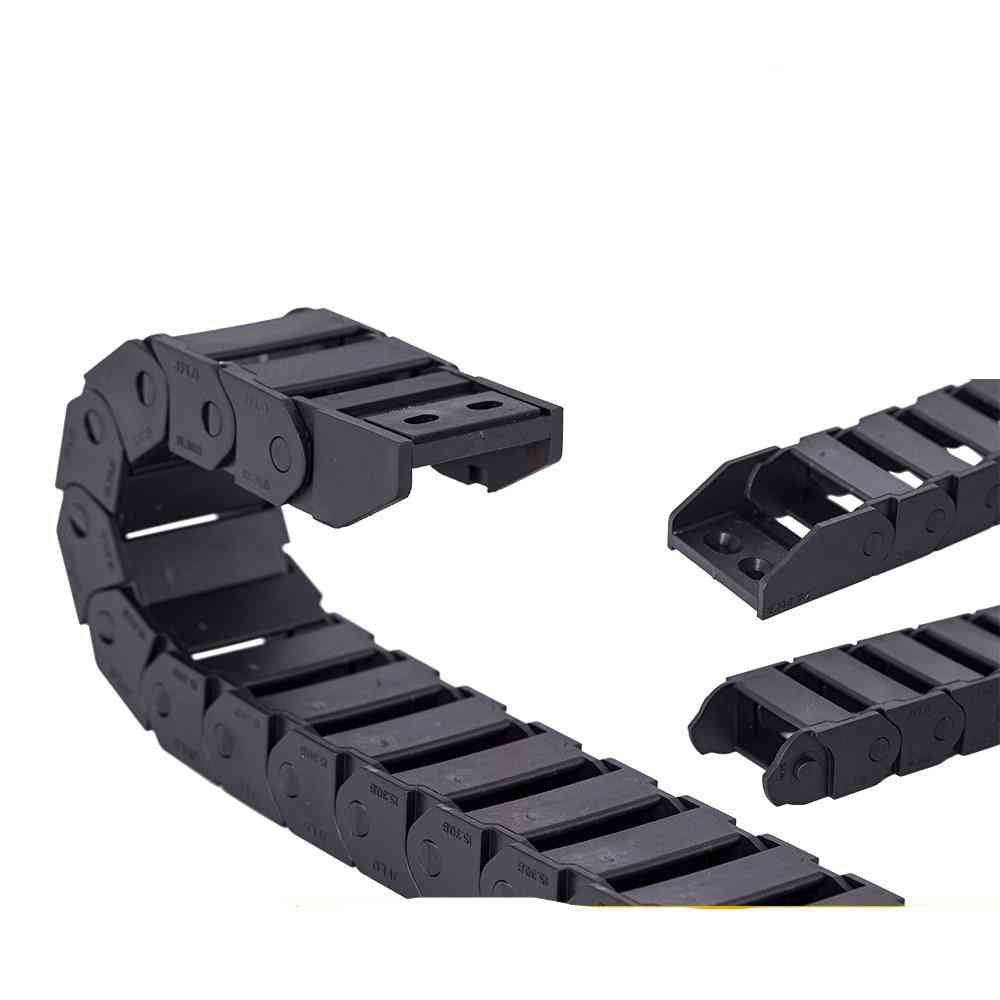Bridge Type,  Non-opening Cable Drag Chains