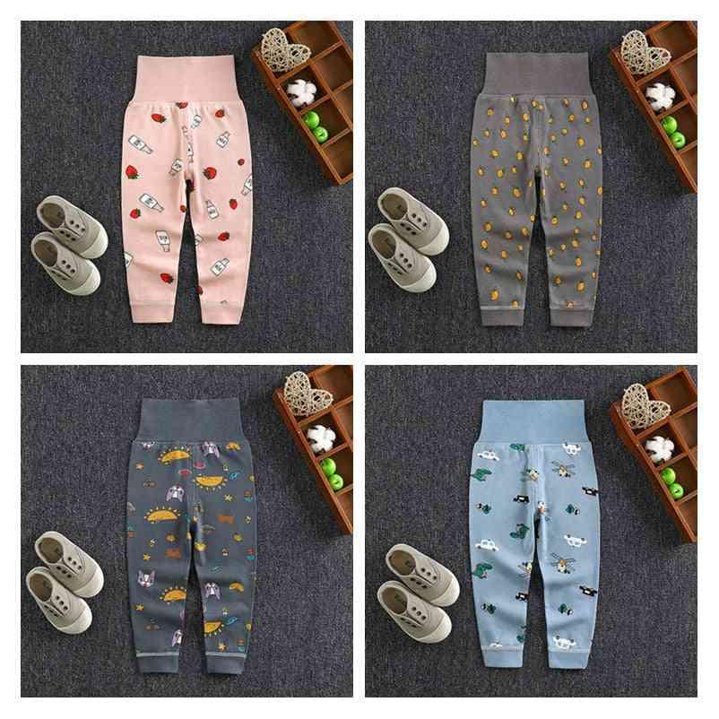 Cotton Baby Long Pants, Boy Harem Newborn Girl Leggings Infant Trousers Casual Bottoms