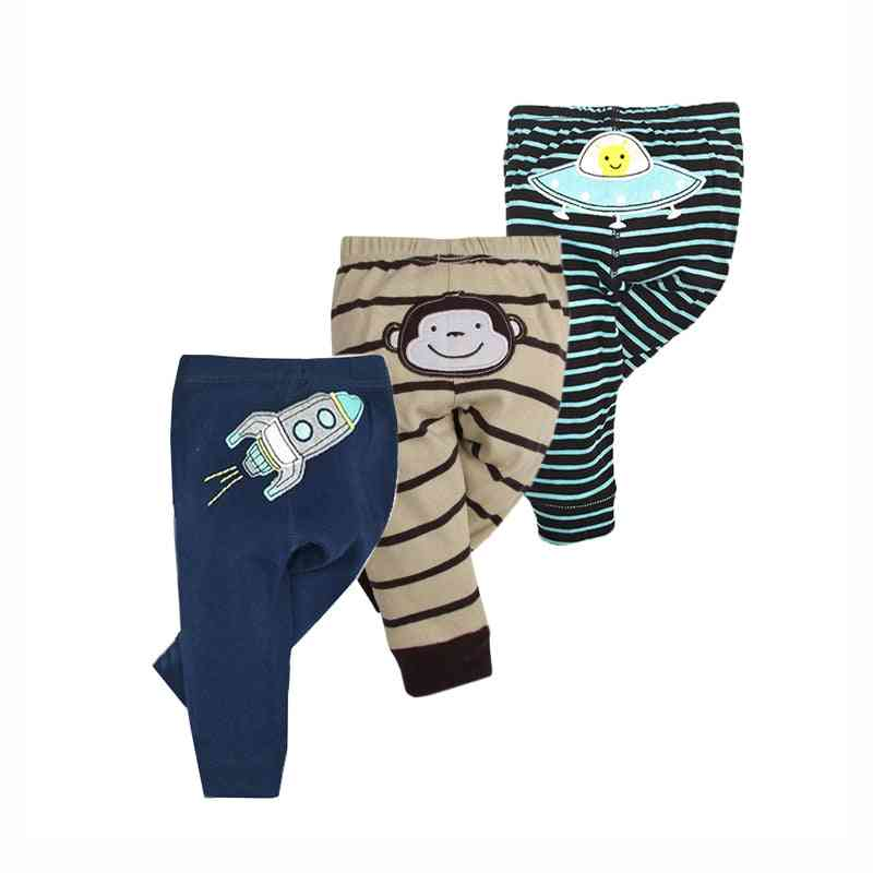 Fashion Baby Pants Spring Autumn Kids Clothing Harem Trousers Knitted