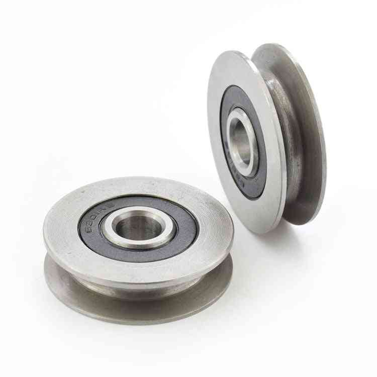 Steel Bearing Moving Pulley