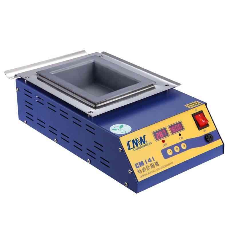 Square High Temperature Pot Titanium Solder