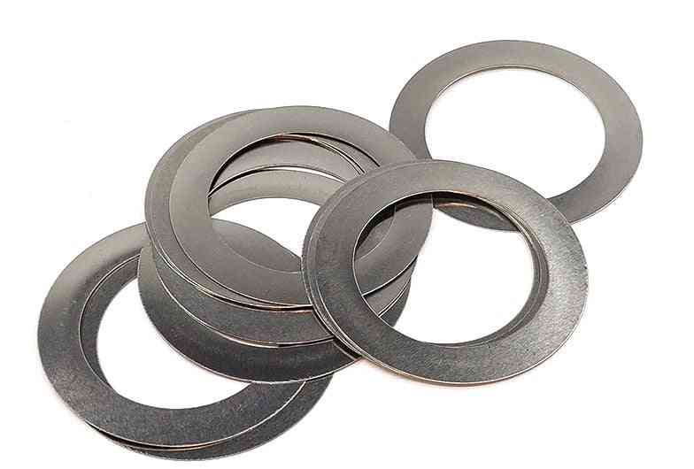 Stainless Steel Flat Washer, Ultra Thin Gasket