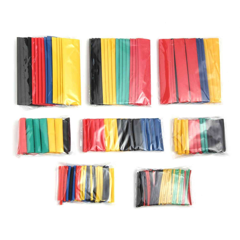 Colorful Pe Heat Shrinkable, Flame Retardant Insulating Sleeve Set