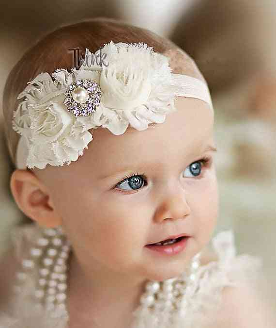 Baby Girl Headband Hair Accessories, Bows Clothes