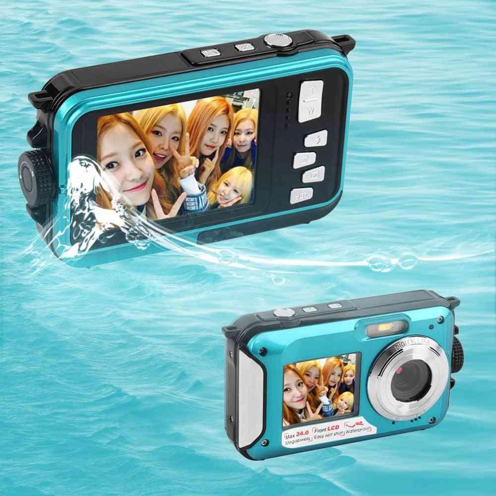 2.7inch Tft Double Screen Digital Camera