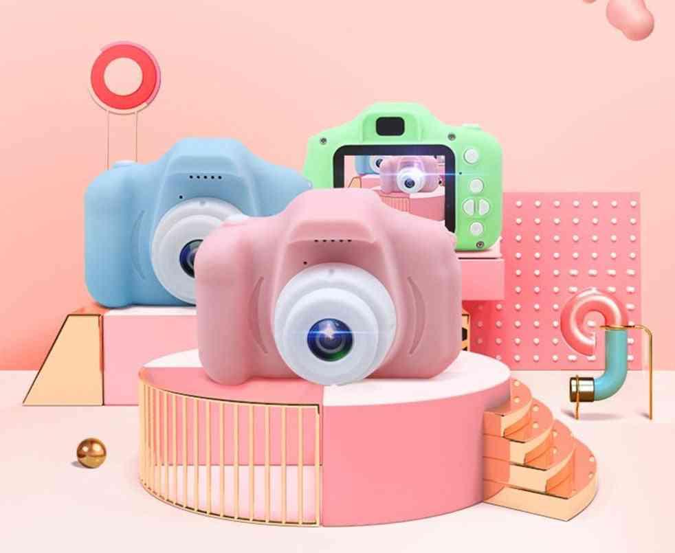 Mini Digital Camera-8mp, 2.0inch Screen With Auto Focus For