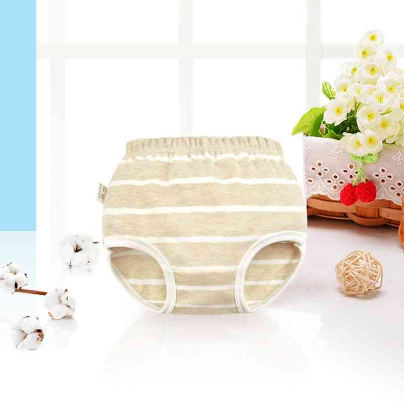 Girl Baby Infant Fashion Bow Dot Stripe Underpants