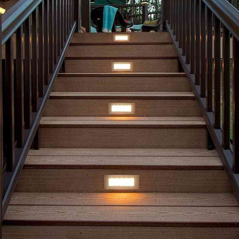 Led Deck Step Light- Underground Lamp