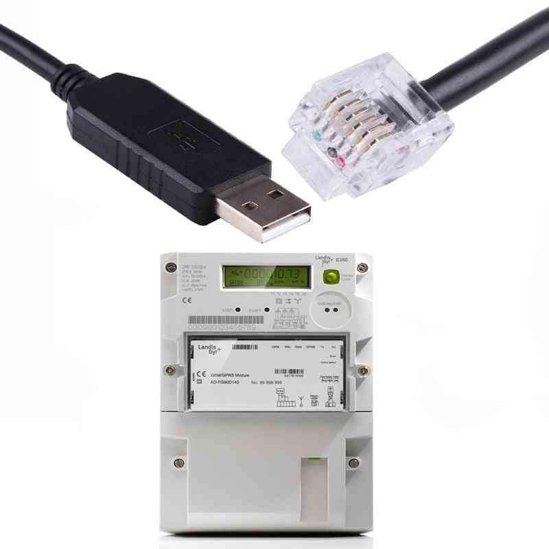 Ftdi Ft232r Usb Uart Ttl Poort Cable - Iskra Kamstrup Landis Dutch Smart Meter Dsmr P1 E350