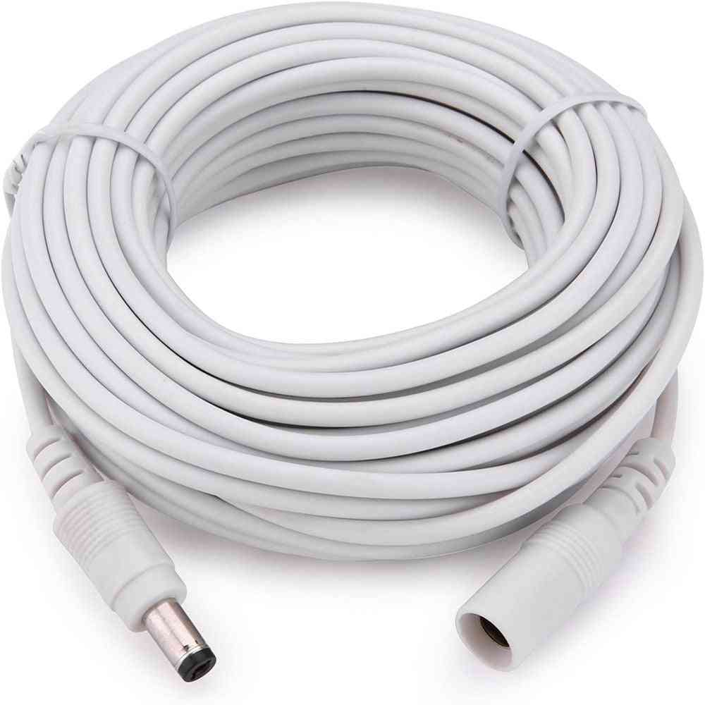 Dc 12v Power Adapter Extension Cable Extend Wire