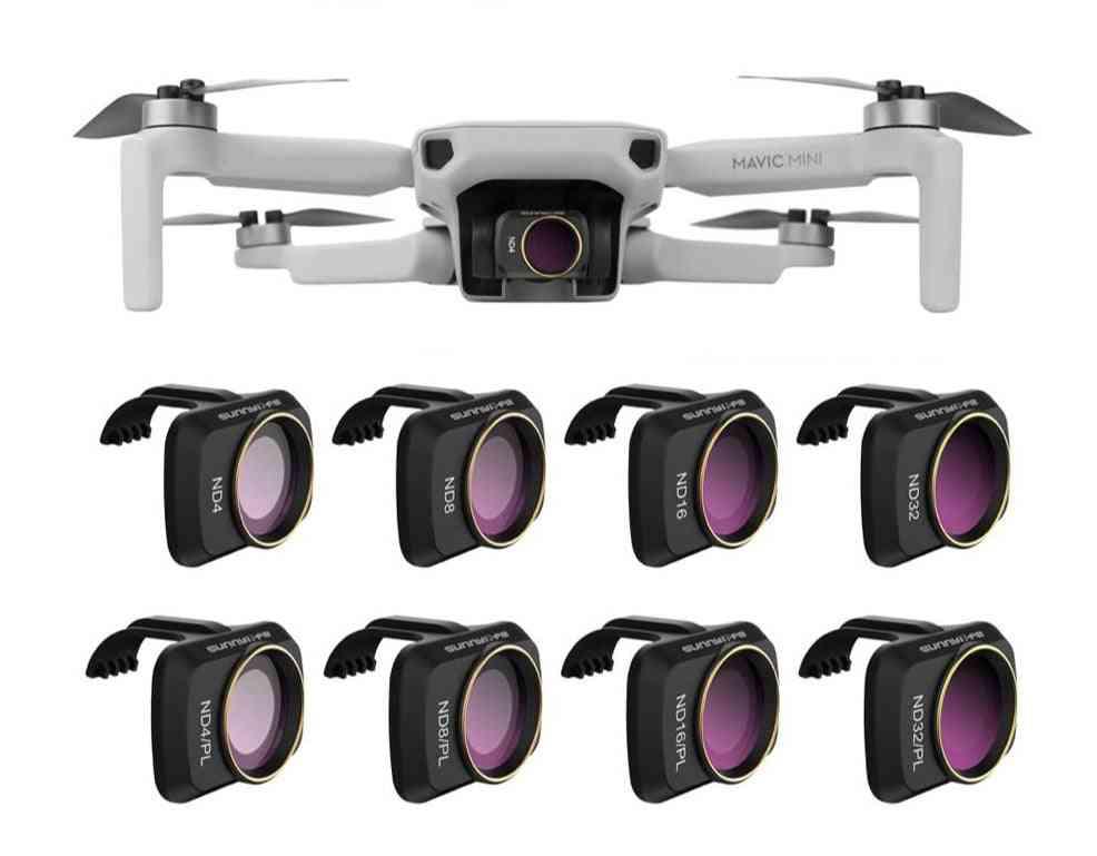 Lense Filter For Dji Mavic Mini Drone Camera