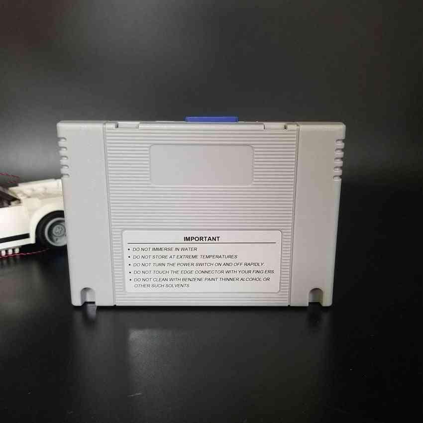 Super Pro Remix Game Card, 16 Bit Game-console