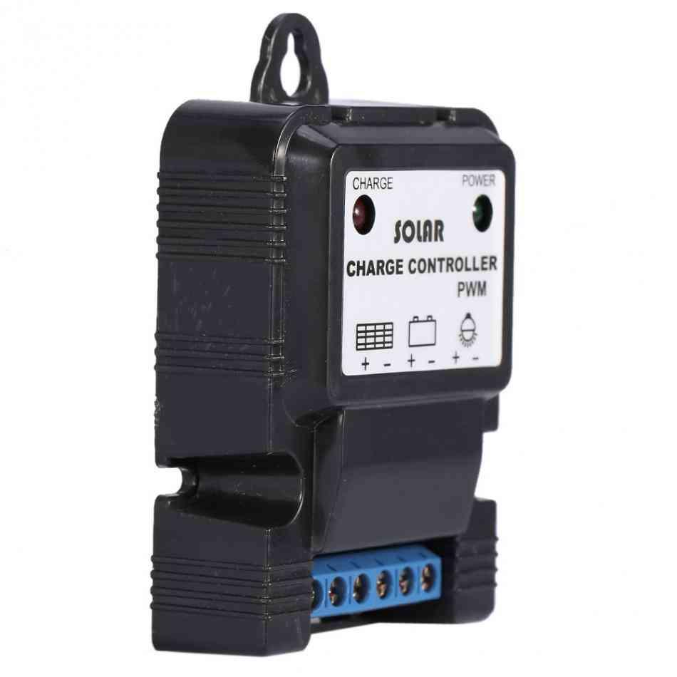 Pwm 6v/12v 3a Solar Collector Panel Solar Charger Controller Regulator