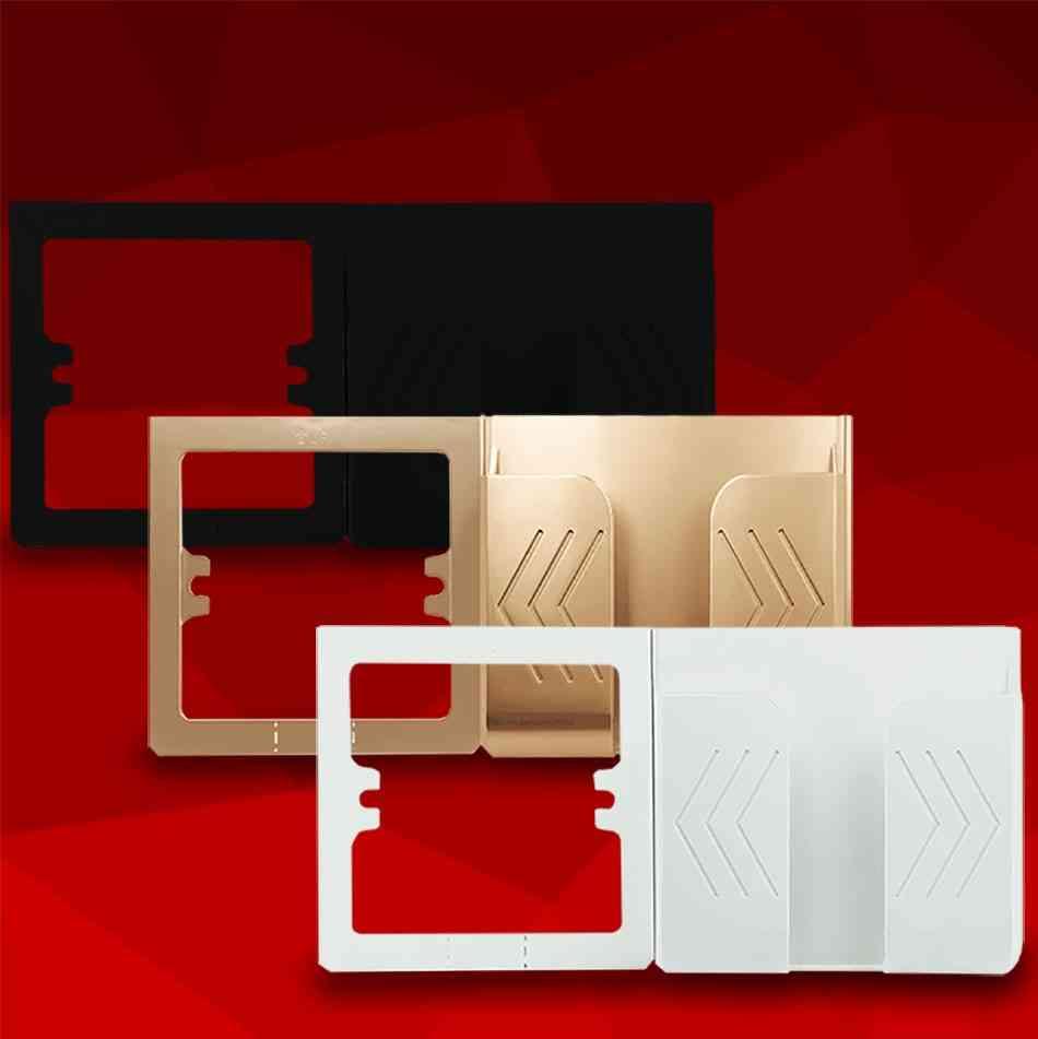 Universal Usb Socket, Mobile Phone Charging Bracket & Placement Shelf