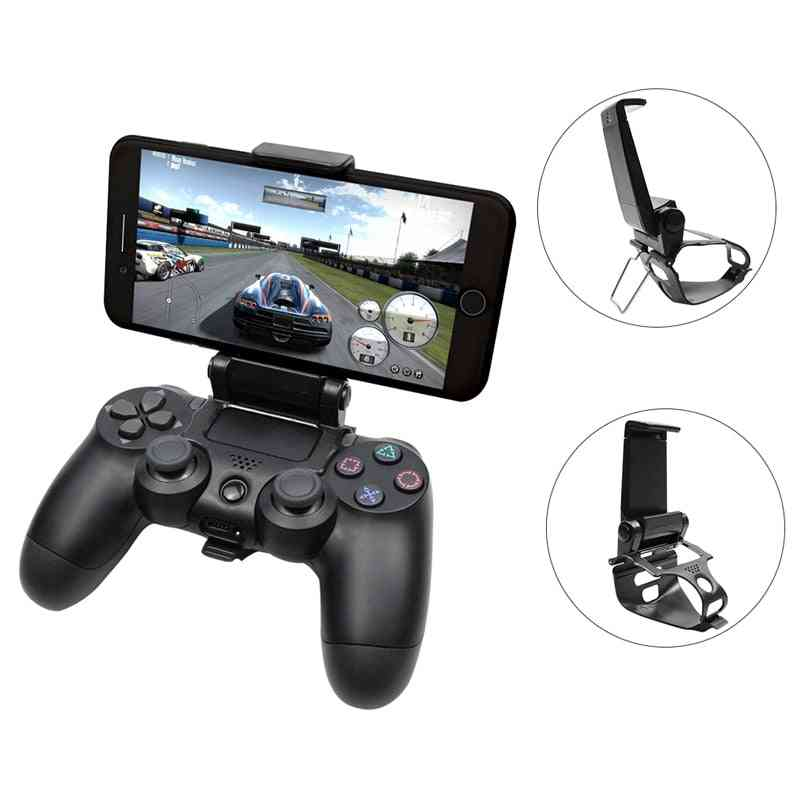 Phone Mount Clip Holder For Xbox One S Game Pad Controller