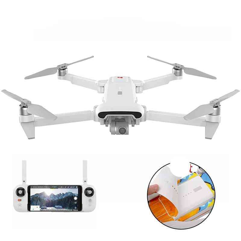 3-axis Mechanical Gimbal-foldable Rc Drone With Camera
