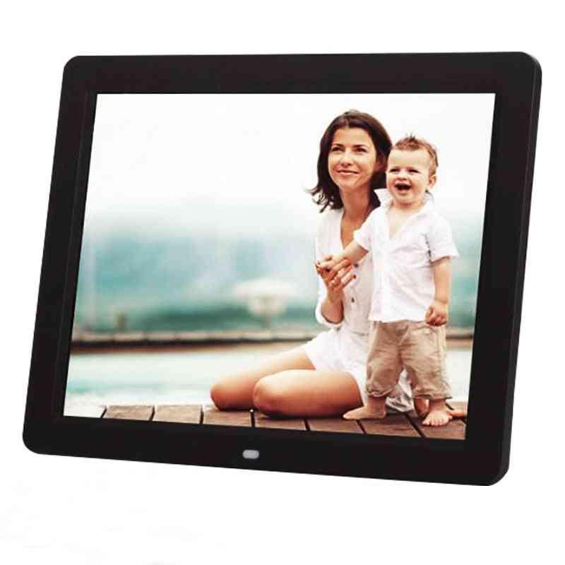 High Resolution Tft-lcd (1024*600) Screen -digital Photo Frame (10.2