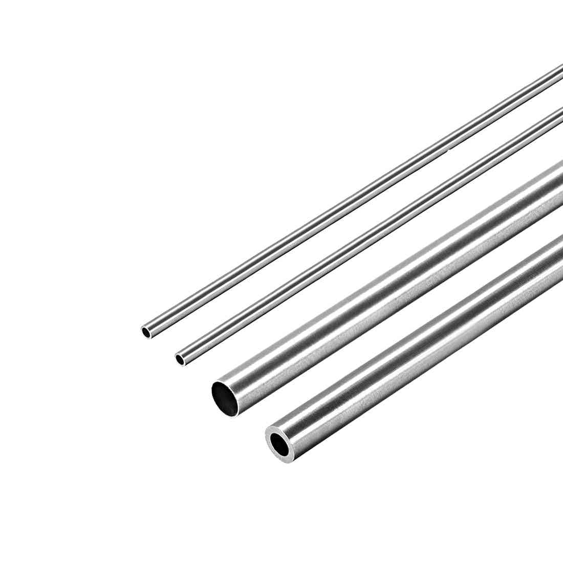 Stainless Steel Round, Seamless Straight Pipes