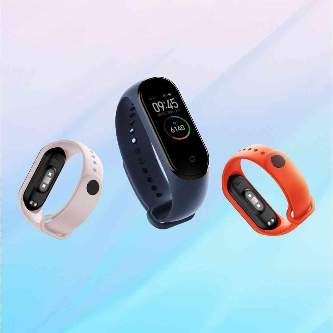 Silicone Wristband Bracelet - Wrist Strap