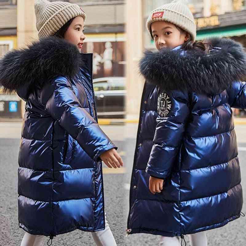 Waterproof Winter Jacket - Outdoor Hooded Coat For