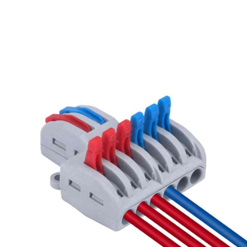 Mini Quick Cable Connectors For Universal Cables 2 And 6 Outputs