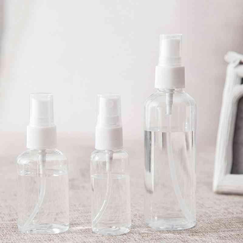 30/50/100 Ml Refillable Empty Bottles - Spray Bottle