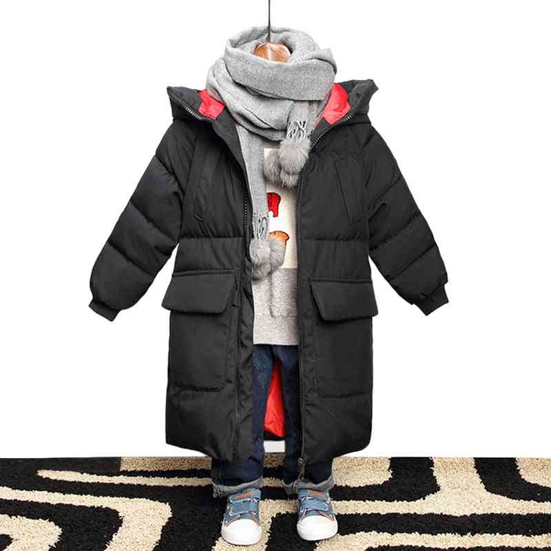 Winter Camouflage Hooded Jacket For
