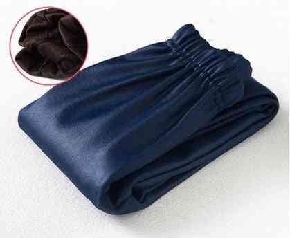Winter Warm Fleece Trousers Legging For