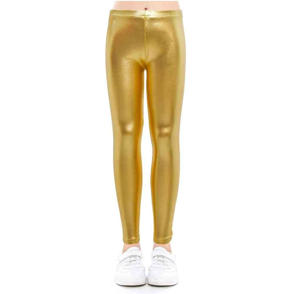 Girls Pencil Leggings - Slim Fit Trousers