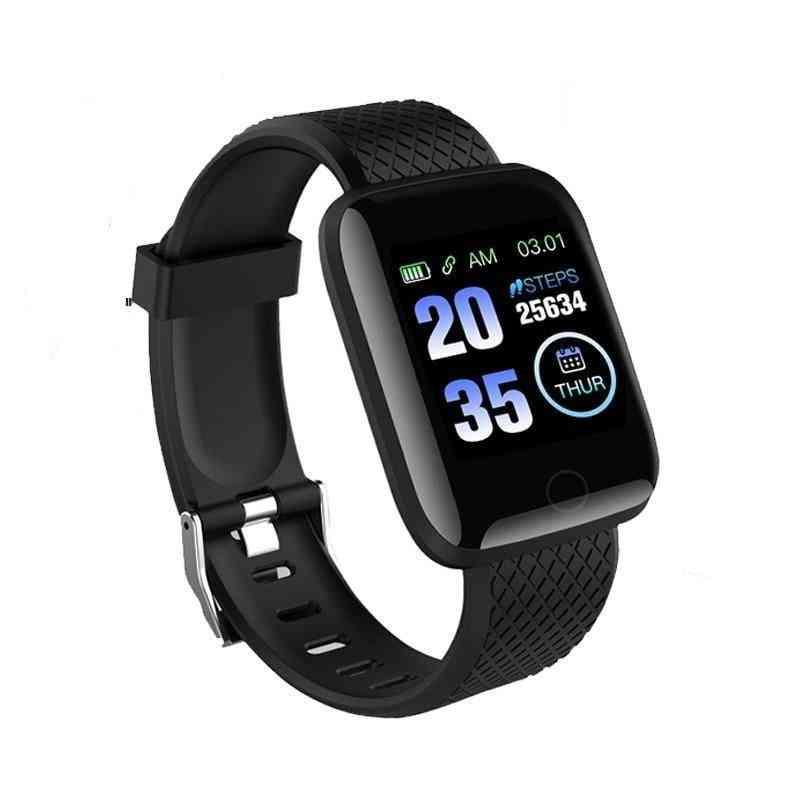 Bluetooth Smart Watch, Blood Pressure Monitor Waterproof Fitness Tracker Bracelet