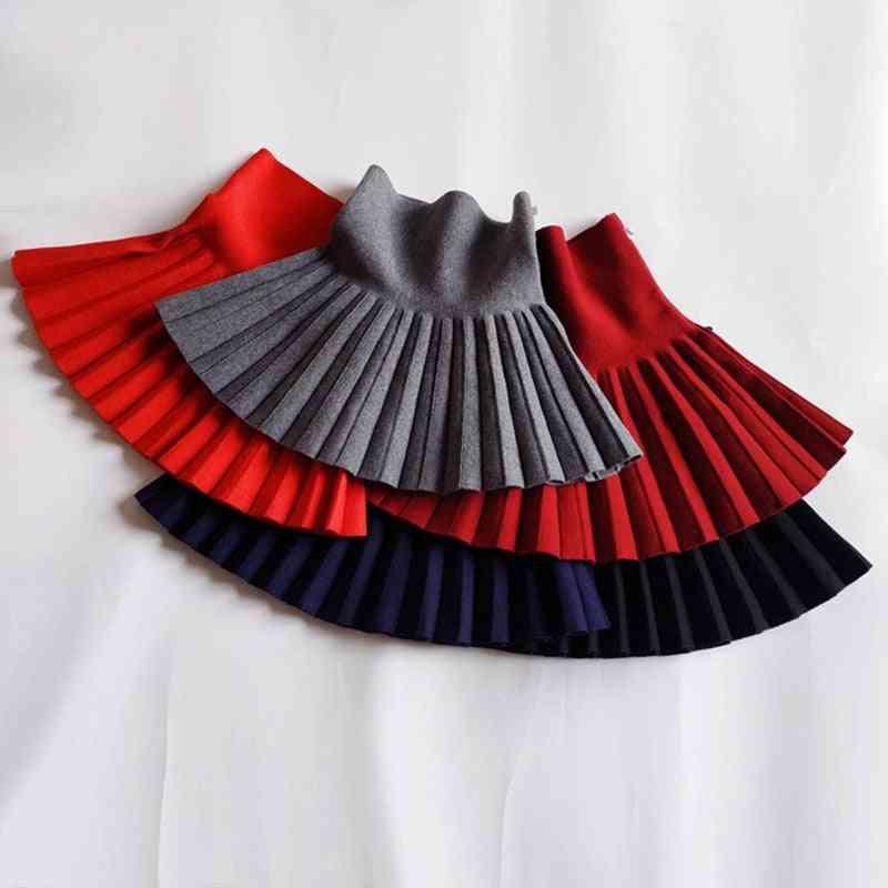 Girl  Skirts, Baby Casual Mini Pleated Kids Clothes- Princess Tutu