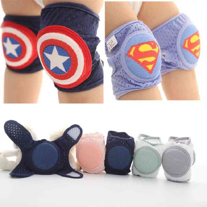 Baby Sponge Knee Pads Anti-fall Learning To Walk Crawling Leg Warmer Elbow Pads Protector