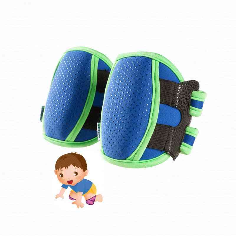 Adjustable Baby Cribs Leg Warmers Active Movement Kneepad Care