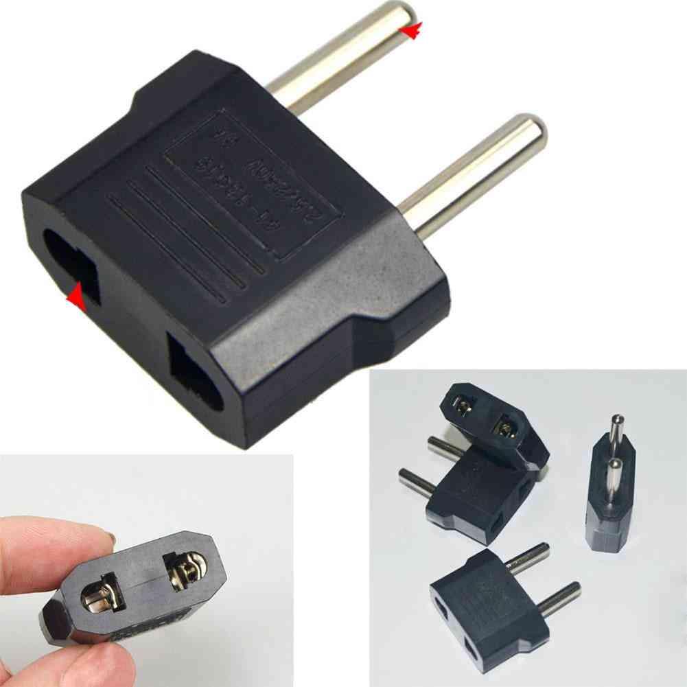 220v ,5a  Eu Dual-use Socket Adapter