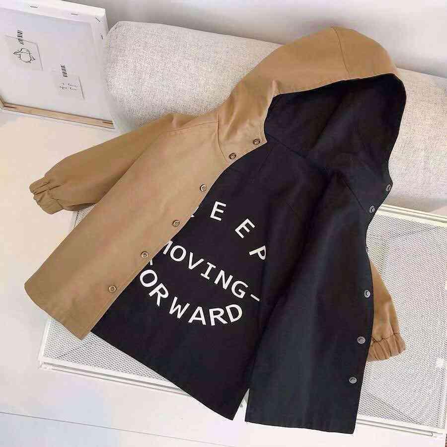 Winter & Autumn's Baby Windbreaker Jacket For Boy
