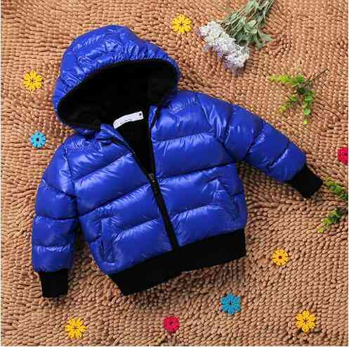 Baby Wadded Jacket- Cotton Padded Parka