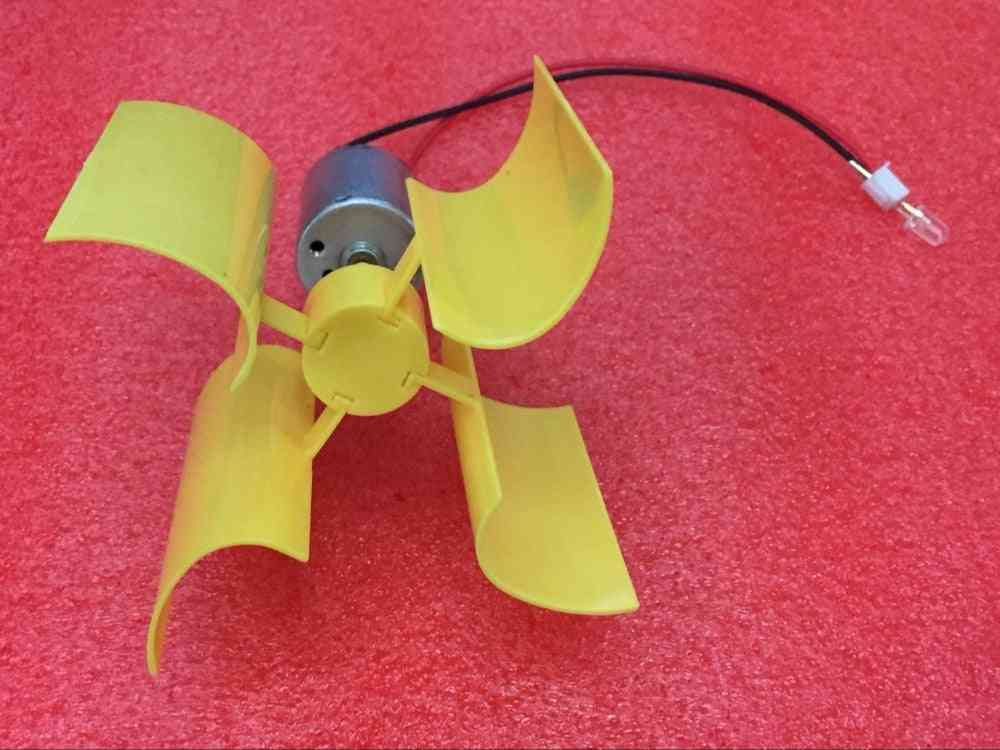 Miniature Wind Turbine-alternative Energy Generator