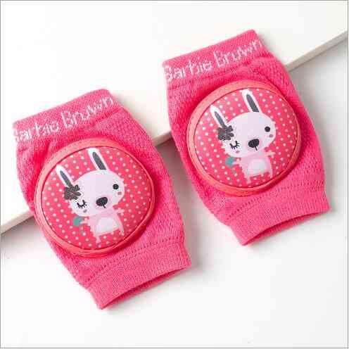Summer Mesh Baby Knee Pads- Cotton Breathable Anti-fall Crawling Protective Gear Socks